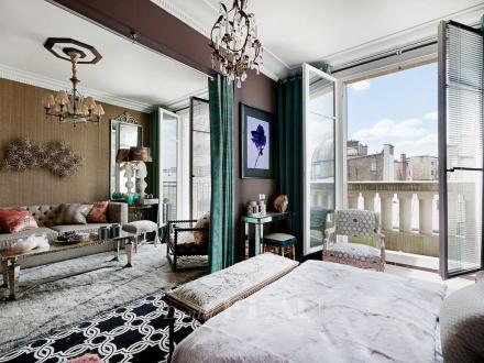 Appartement de luxe à vendre PARIS 8E, 44 m², 1 Chambres, 880000€
