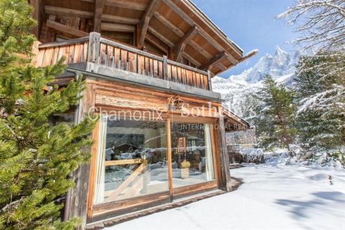 Casale di lusso in vendita CHAMONIX MONT BLANC, 420 m², 6 Camere, 7500000€