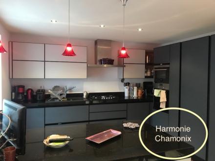 Maison de luxe à louer CHAMONIX MONT BLANC, 180 m², 4 Chambres,