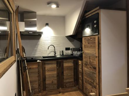 Chalet de luxe à louer CHAMONIX MONT BLANC, 35 m², 1 Chambres,