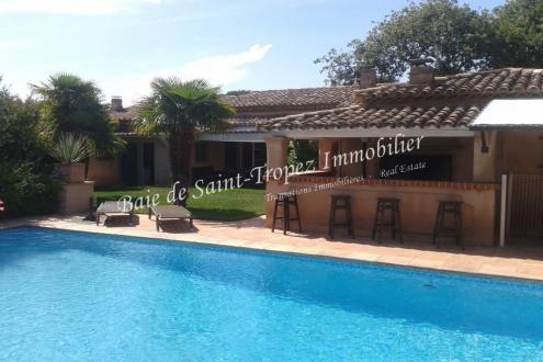 Luxe Huis te huur SAINT TROPEZ, 250 m², 5 Slaapkamers,