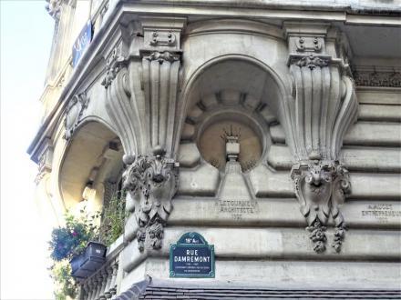 Appartement de luxe à vendre PARIS 18E, 115 m², 4 Chambres, 1600000€