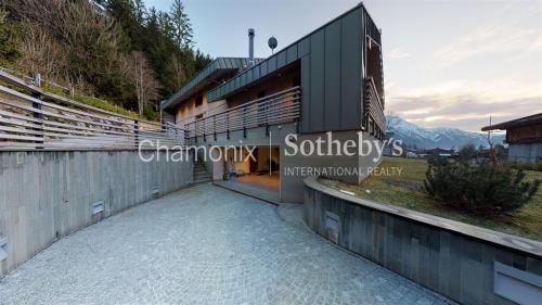 Luxus-Chalet zu verkaufen CHAMONIX MONT BLANC, 235 m², 3 Schlafzimmer, 2900000€