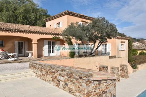 Luxury Villa for sale GRIMAUD, 180 m², 4 Bedrooms, €1900000