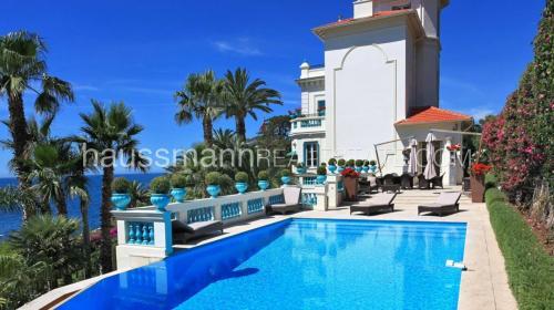 Luxus-Haus zu vermieten CAP D'AIL, 500 m², 7 Schlafzimmer,