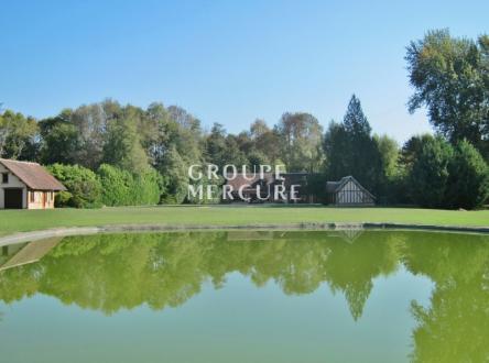 Propriété de luxe à vendre SAINT JULIEN DU SAULT, 412 m², 4 Chambres, 638000€