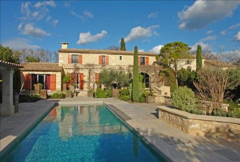 Maison de luxe à vendre MAUSSANE LES ALPILLES, 300 m², 5 Chambres, 2800000€