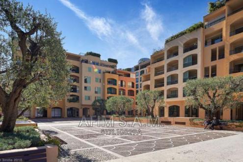 Квартира класса люкс в аренду Монако, 44 м², 3970€/месяц