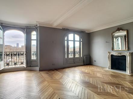 Appartement de luxe à louer PARIS 16E, 218 m², 4 Chambres, 9000€/mois