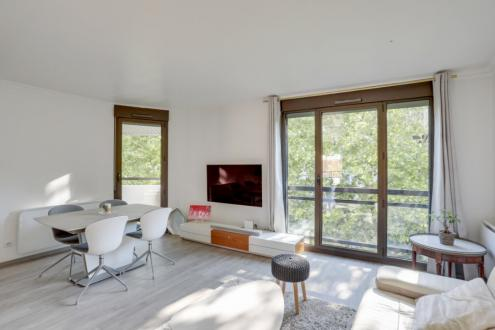 Квартира класса люкс на продажу  Лион, 91 м², 3 Спальни, 675000€