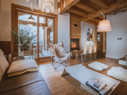Luxus-Chalet zu verkaufen SAINT MARTIN DE BELLEVILLE, 280 m², 5 Schlafzimmer, 3000000€