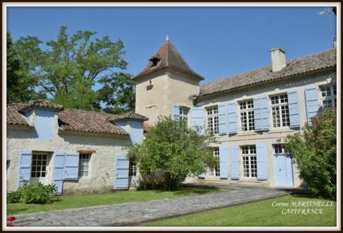 Maison de luxe à vendre AGEN, 520 m², 9 Chambres, 980000€