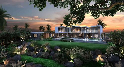 Luxury Villa for sale Mauritius, 505 m², 4 Bedrooms, €2150000
