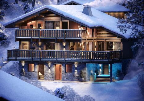 Luxury Property for sale CHATEL, 205 m², 5 Bedrooms, €1540000