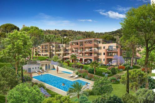Appartamento di lusso in vendita BORMES LES MIMOSAS, 119 m², 4 Camere, 622000€