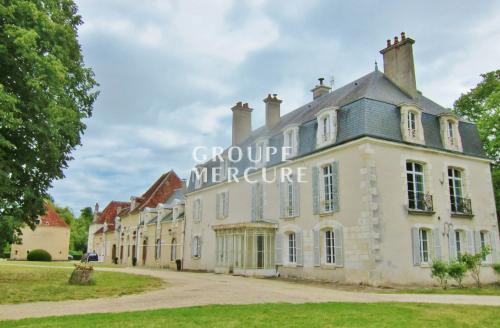 Château / Manoir de luxe à vendre AUXERRE, 1095 m², 16 Chambres, 1495000€