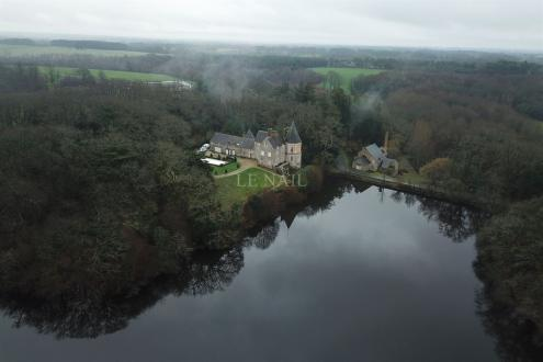 Château / Manoir de luxe à vendre MISSILLAC, 500 m², 7 Chambres, 1350000€