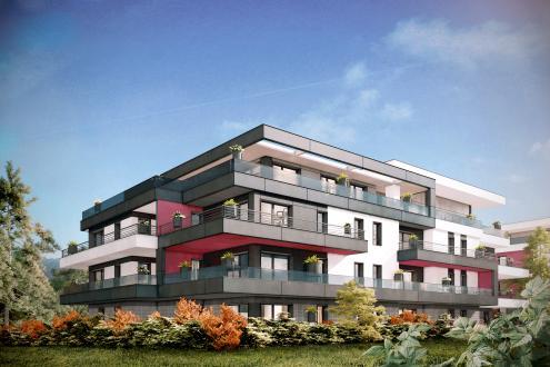 Luxe Nieuwbouw appartement te koop VETRAZ MONTHOUX, 116 m², 3 Slaapkamers, 757000€
