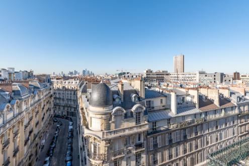 Luxus-Wohnung zu verkaufen PARIS 16E, 80 m², 3 Schlafzimmer, 1529000€