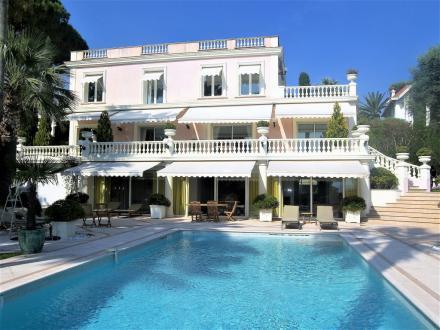 Maison de luxe à louer CAP D'ANTIBES, 430 m², 5 Chambres,