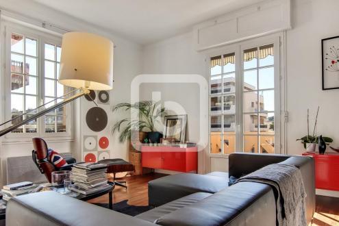 Luxus-Wohnung zu verkaufen ANTIBES, 95 m², 2 Schlafzimmer, 550000€