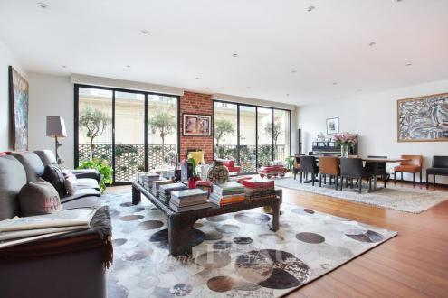 Luxus-Wohnung zu verkaufen PARIS 16E, 146 m², 3 Schlafzimmer, 2030000€
