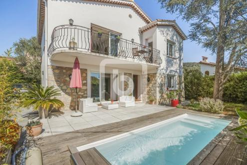 Luxury Villa for sale LE CANNET, 190 m², 4 Bedrooms, €879000