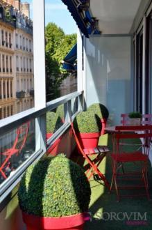 Luxus-Wohnung zu verkaufen LYON, 136 m², 4 Schlafzimmer, 1050000€