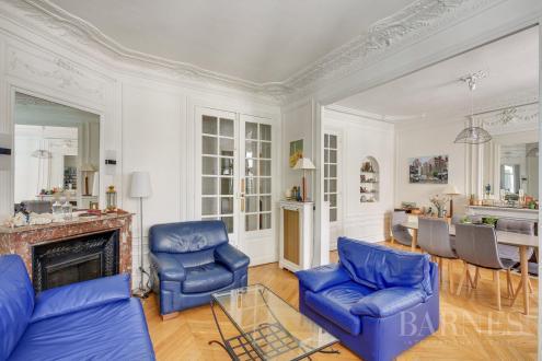Luxus-Wohnung zu verkaufen PARIS 15E, 122 m², 4 Schlafzimmer, 1860000€