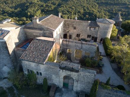 Luxus-Haus zu verkaufen MARSANNE, 415 m², 3 Schlafzimmer, 1100000€