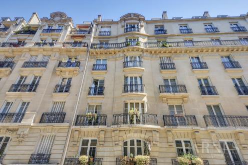 Luxus-Wohnung zu verkaufen PARIS 15E, 122 m², 3 Schlafzimmer, 1860000€