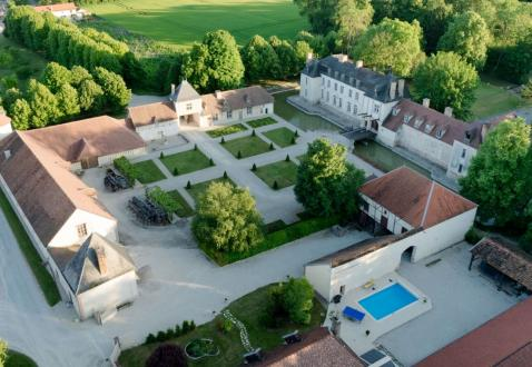 Château / Manoir de luxe à vendre TROYES, 1400 m², 13 Chambres, 2300000€