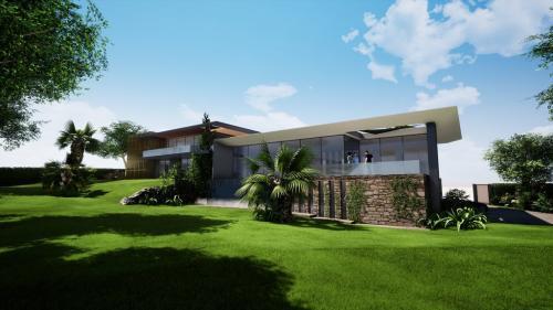 Villa de luxe à vendre ROQUEBRUNE CAP MARTIN, 450 m², 6 Chambres, 6900000€