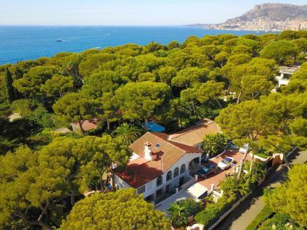 Luxury Villa for sale ROQUEBRUNE CAP MARTIN, 450 m², 6 Bedrooms, €6900000