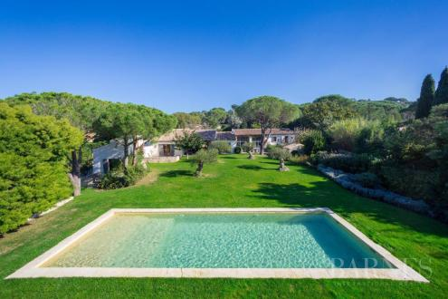 Casa di lusso in affito SAINT TROPEZ, 450 m², 6 Camere,