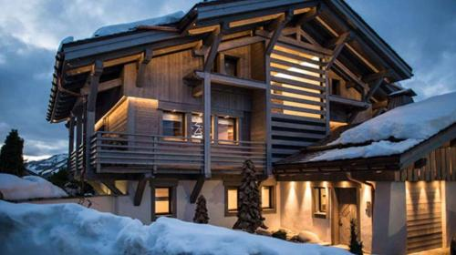 Casale di lusso in affito MEGEVE, 7 Camere,