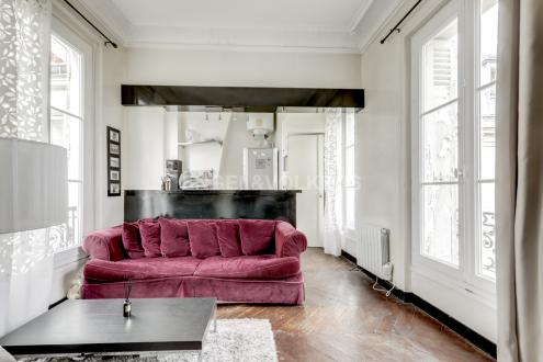 Luxury Apartment for sale PARIS 8E, 30 m², 1 Bedrooms, €620000