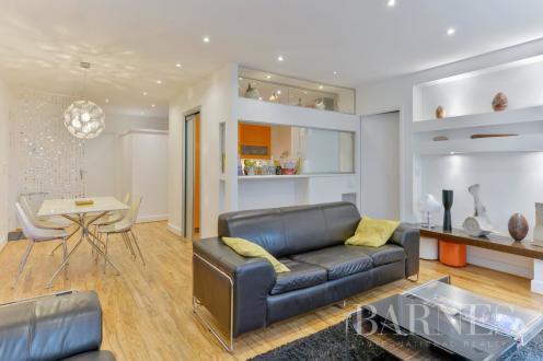 Квартира класса люкс на продажу  Лион, 116 м², 4 Спальни, 786000€