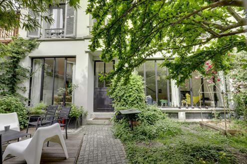 Maison de luxe à vendre PARIS 20E, 210 m², 4 Chambres, 2490000€