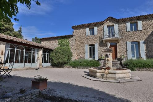 Luxe Huis te koop GORDES, 370 m², 9 Slaapkamers, 1425000€