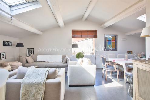 Appartement de luxe à vendre AIX EN PROVENCE, 122 m², 3 Chambres, 895000€