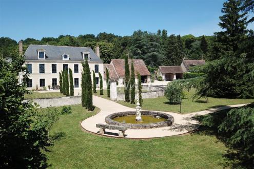 Château / Manoir de luxe à vendre LA FLECHE, 400 m², 5 Chambres, 920000€
