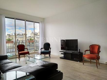 Luxury Apartment for rent PARIS 16E, 100 m², 2 Bedrooms, €3430/month