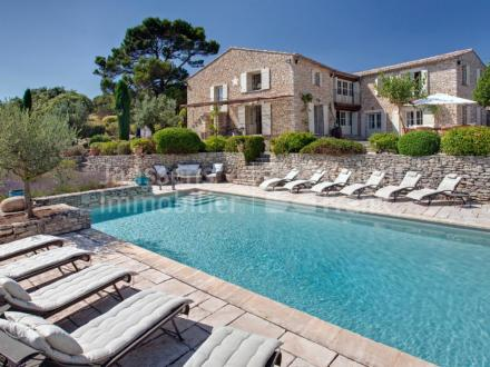 Luxe Farm te koop BONNIEUX, 360 m², 6 Slaapkamers, 3195000€