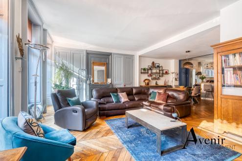 Квартира класса люкс на продажу  Лион, 160 м², 4 Спальни, 995000€