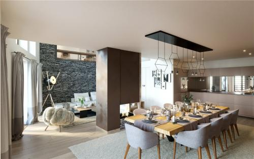 Luxury Apartment for sale COURCHEVEL, 144 m², 4 Bedrooms, €2000000