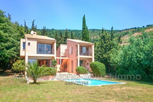Villa de luxe à vendre GRIMAUD, 165 m², 4 Chambres, 1205000€