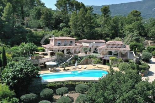 Villa de luxe à vendre SEILLANS, 350 m², 1900000€