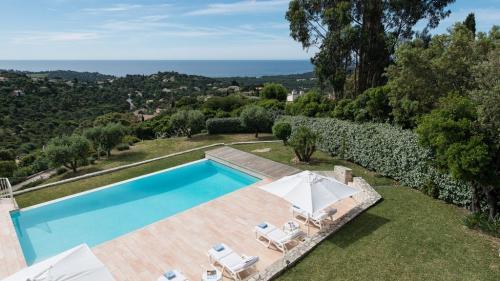 Luxe Huis te huur LA CROIX VALMER, 280 m², 4 Slaapkamers,