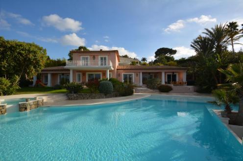 Luxus-Haus zu vermieten CAP D'ANTIBES, 350 m², 5 Schlafzimmer,